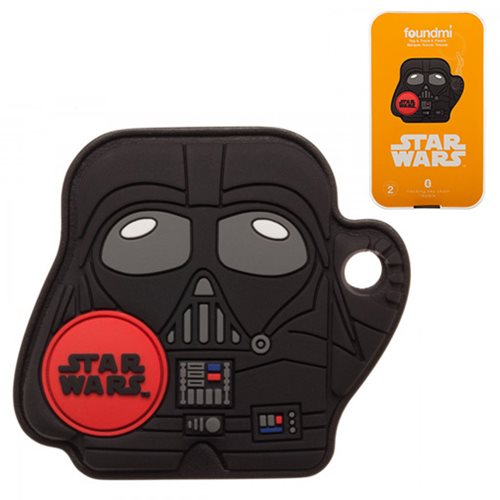 Star Wars Darth Vader Foundmi 2.0 Bluetooth Tracker