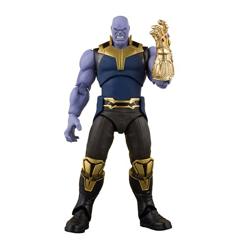 Avengers: Infinity War Thanos S.H.Figuarts Action Figure