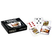 Whiskey Glass Playing Cards