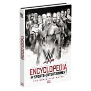 WWE Encyclopedia Of Sports Entertainment 3rd Edition Hardcover Book