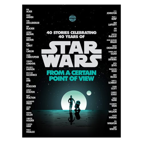 Star Wars From a Certain Point of View Hardcover Book