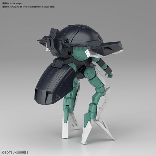 Gundam Build Divers #28 Wodom Pod HG Build Divers 1:144 Scale Model Kit