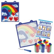 LatchKit Rainbow Craft Kit
