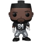NFL Raiders Antonio Brown (Home Jersey) Pop! Vinyl Figure