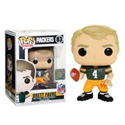 NFL Legends Brett Favre Green Bay Home Pop! Vinyl Figure #83