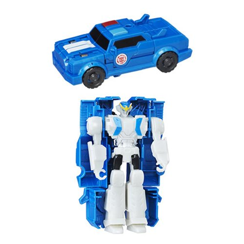 Transformers Robots in Disguise One-Step Changers Strongarm Revision