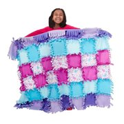 Melissa & Doug Created by Me Butterfly Fleece Quilt