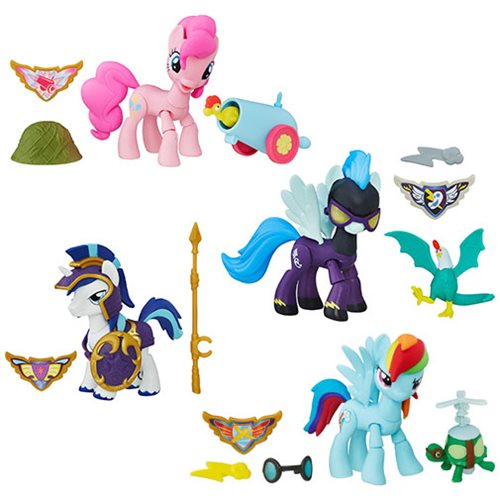 My Little Pony Guardians of Harmony Figures Wave 1 Case