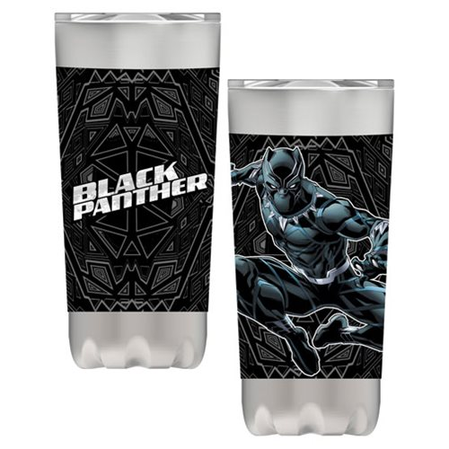 Black Panther 20 oz. Stainless Steel Vacuum Tumbler