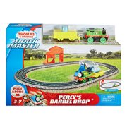 Thomas & Friends Track Master Percy's Barrel Playset