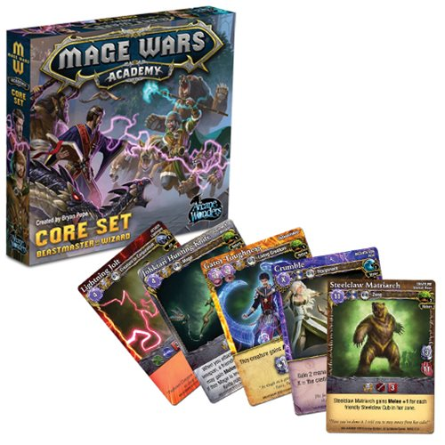 Mage Wars Academy Strategy Game