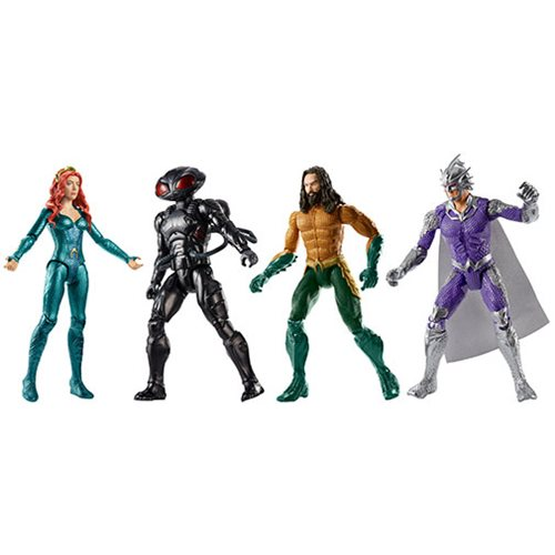 Aquaman Movie 12-Inch Action Figures Case