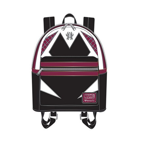 Spider-Gwen Mini Cosplay Backpack