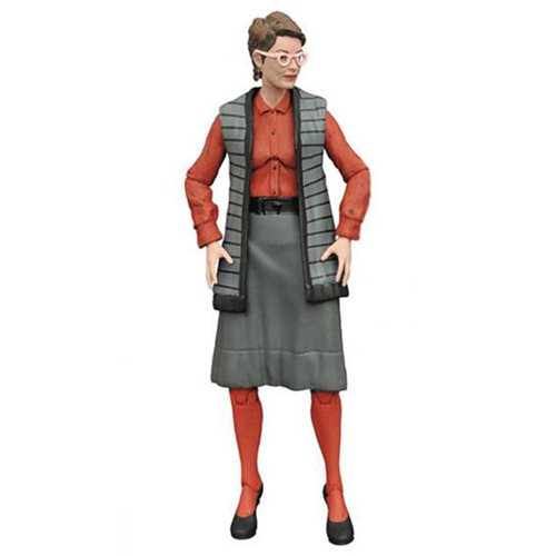 Ghostbusters Select Janine Melnitz Action Figure, Not Mint