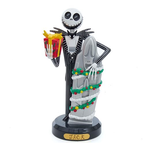 Nightmare Before Christmas Jack in Tux 10-Inch Nutcracker
