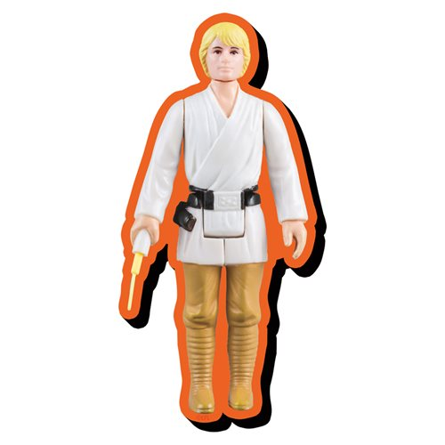 Star Wars Luke Skywalker Action Figure Funky Chunky Magnet