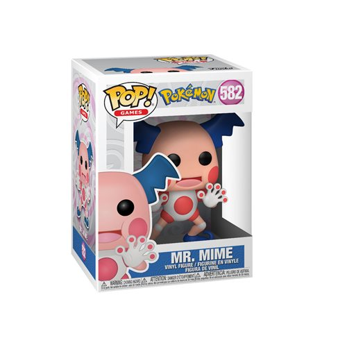 Pokemon 4 Pop! Vinyl Figure