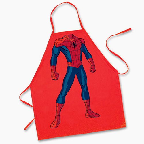 Spider-Man Marvel Be the Character Kids Apron