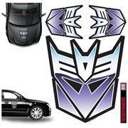 Transformers Decepticon Full Color Car Graphics Decal Set