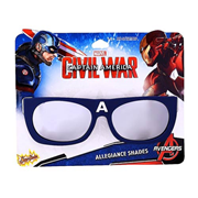 Captain America: Civil War Team Cap Sun-Staches