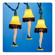 A Christmas Story Leg Lamp Christmas Lights