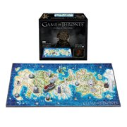 Game of Thrones Westeros Mini 4D Puzzle