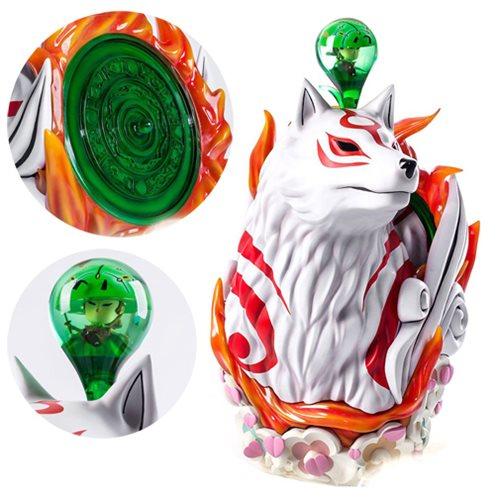 Okami Amaterasu Life-Size Bust