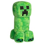 Minecraft Grand Adventure Creeper Plush