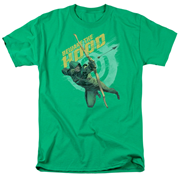 Arrow TV Series Beware The Hood T-Shirt