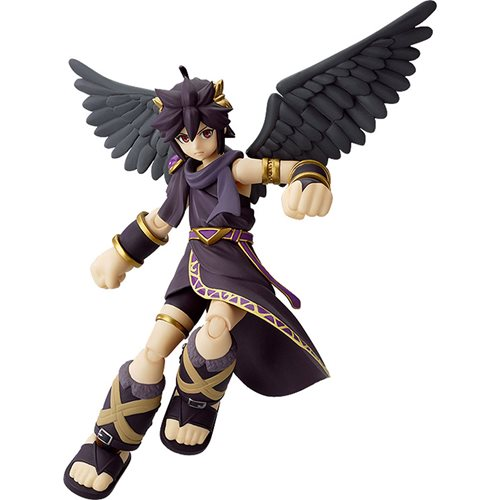 Kid Icarus: Uprising Dark Pit Figma Action Figure - ReRun