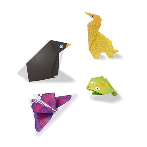 Melissa & Doug On-the-Go Crafts Origami Animals