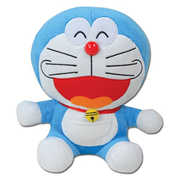Doraemon Smile Face Doraemon 12-Inch Plush