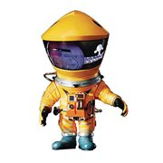 2001: A Space Odyssey DF Astronaut Defo Yellow Real Soft Vinyl Figure