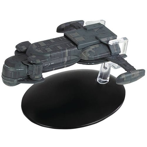 Star Trek Starship SS Lakul with Collector Magazine