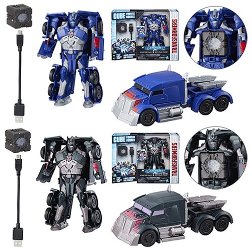 Transformers Allspark Tech Starter Pack Wave 1 Case