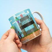 Minecraft Build-a-Level Mug