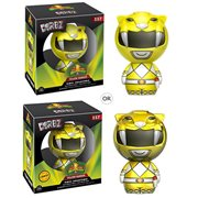 Mighty Morphin' Power Rangers Yellow Ranger Dorbz Vinyl Figure, Not Mint