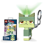 LEGO Movie Queasy Kitty Mini-Figure Flashlight