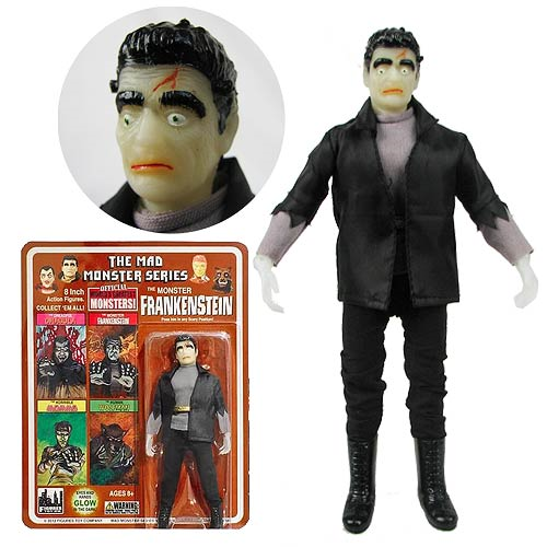 Mad Monsters Series 1 Monster Frankenstein Action Figure