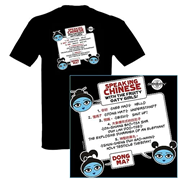 Serenity Speaking Chinese T-Shirt