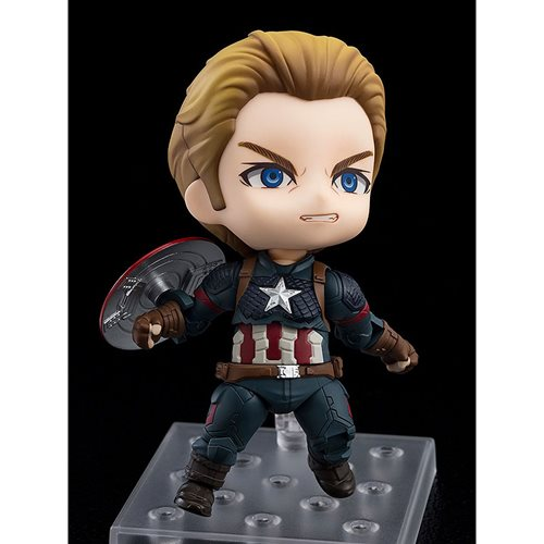 Avengers: Endgame Captain America DX Version Nendoroid Figure