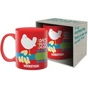 Woodstock Red 11 oz. Mug