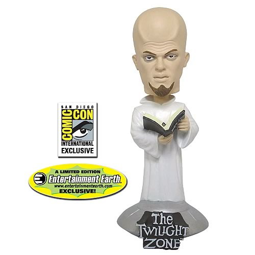 Twilight Zone Kanamit Bobble Head - Color SDCC Exclusive