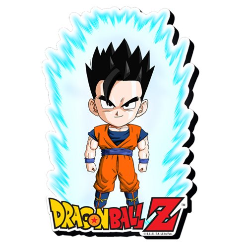 Dragon Ball Z Gohan Youth Funky Chunky Magnet