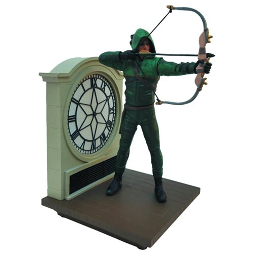 Arrow TV Series Season 1 Bookend Statue - Previews Exclusive