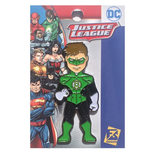 Green Lantern The New 52 Pin