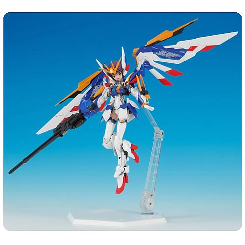 Gundam Wing Mobile Suit Girl Shojo Action Figure
