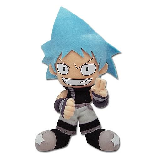 Soul Eater Black Star Plush