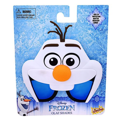 Frozen Olaf Sun-Staches