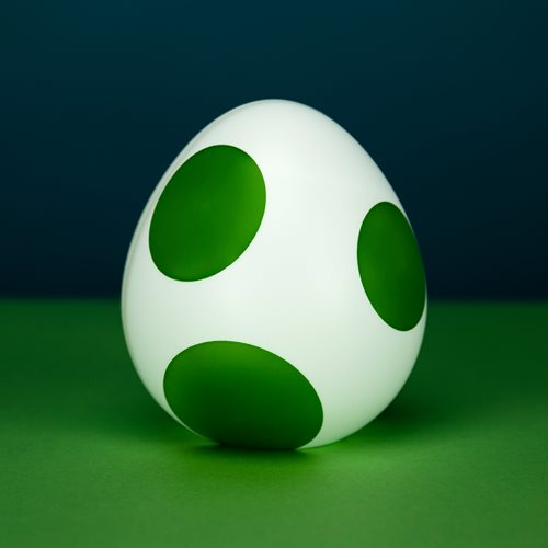 Super Mario Yoshi Egg Mini-Light